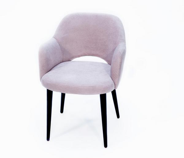 Кресло деревянное мягкое Martin Armchair