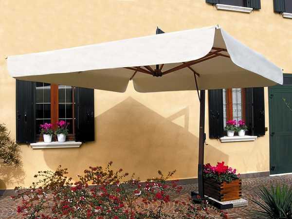 Зонт профессиональный Riviera Lusso