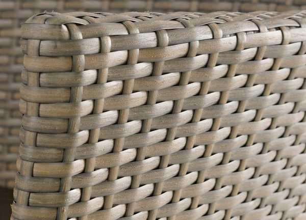 Комплект плетеной мебели Aroma