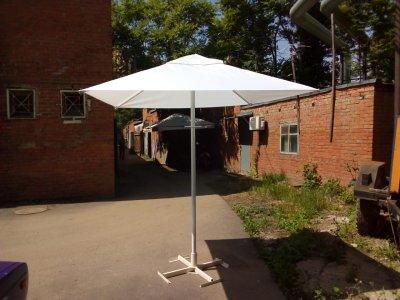 Зонт пляжный 2х2 м. Идеальный для зоны бассейна зонт