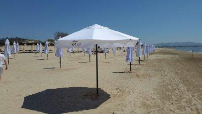 Пляжный зонт круглый диаметром 3,0 м
