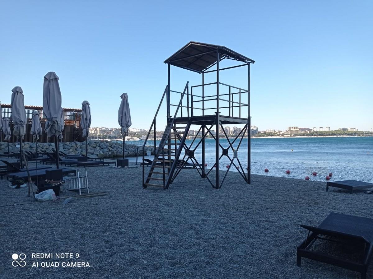 спасательная вышка для пляжа купить