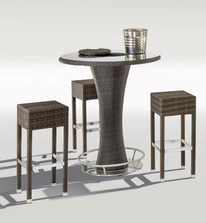 Набор плетеной барной мебели GT 918