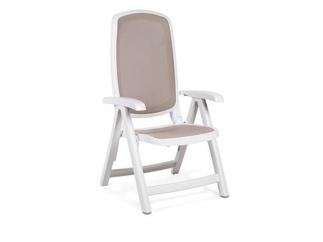 Кресло пластиковое складное Delta