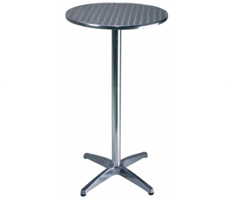 Стол металлический барный