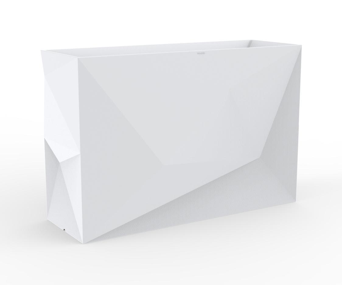 Кашпо пластиковое Faz Wall Basic
