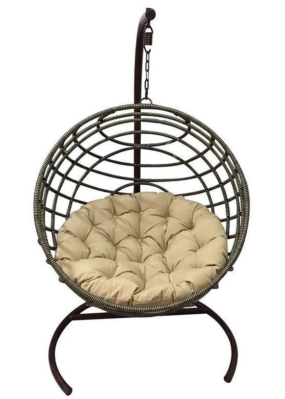 Кресло плетеное подвесное Мачете