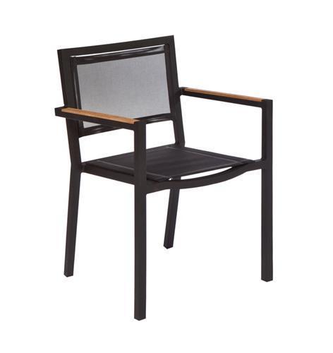 Кресло металлическое мягкое Lui & Lei