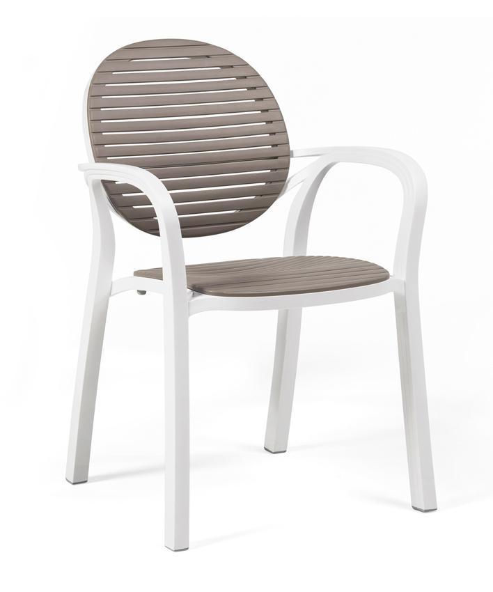 Кресло пластиковое Gardenia