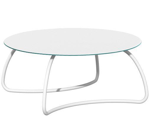 Стол стеклянный обеденный Dinner 170 Ninfea-Loto