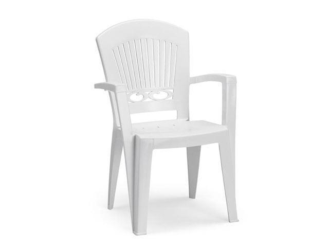 Кресло пластиковое Super Splendida Monobloc