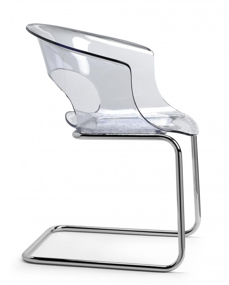Кресло пластиковое Miss B Antishock cantilever