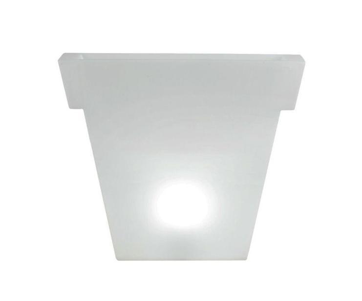 Кашпо пластиковое светящееся Il Vaso Lighting