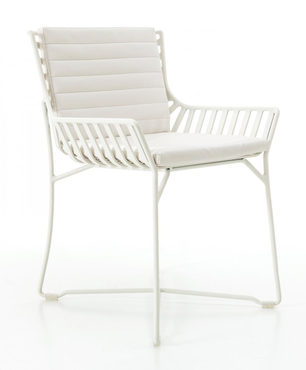 Кресло металлическое Hamptons Graphics