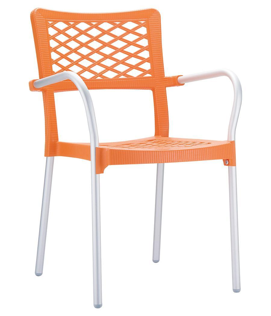 Кресло пластиковое Bella