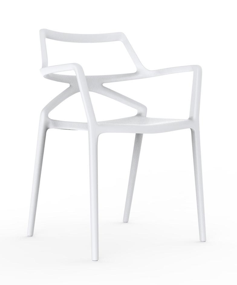 Кресло пластиковое Delta Chair Basic