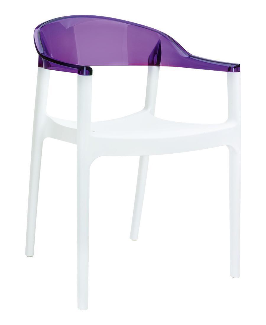 Кресло пластиковое Carmen