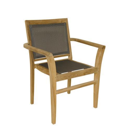 Кресло деревянное мягкое Macao
