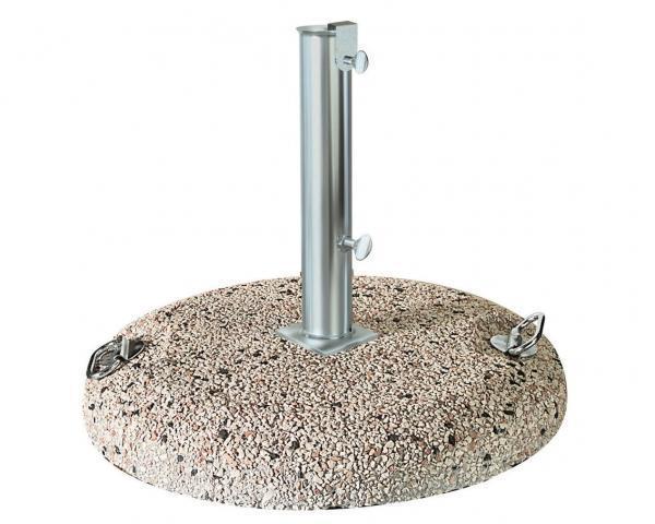 Утяжелительная плита круглая с ручками 75 кг