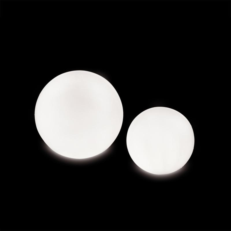 Шар пластиковый светящийся, Minge, 300 мм