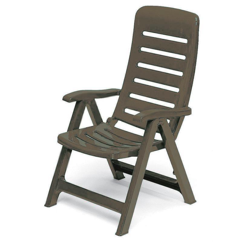 Кресло пластиковое Quintilla armchair