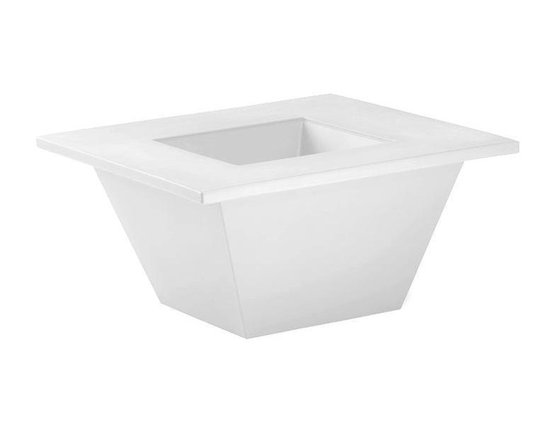 Кашпо пластиковое Bench Pot Standart