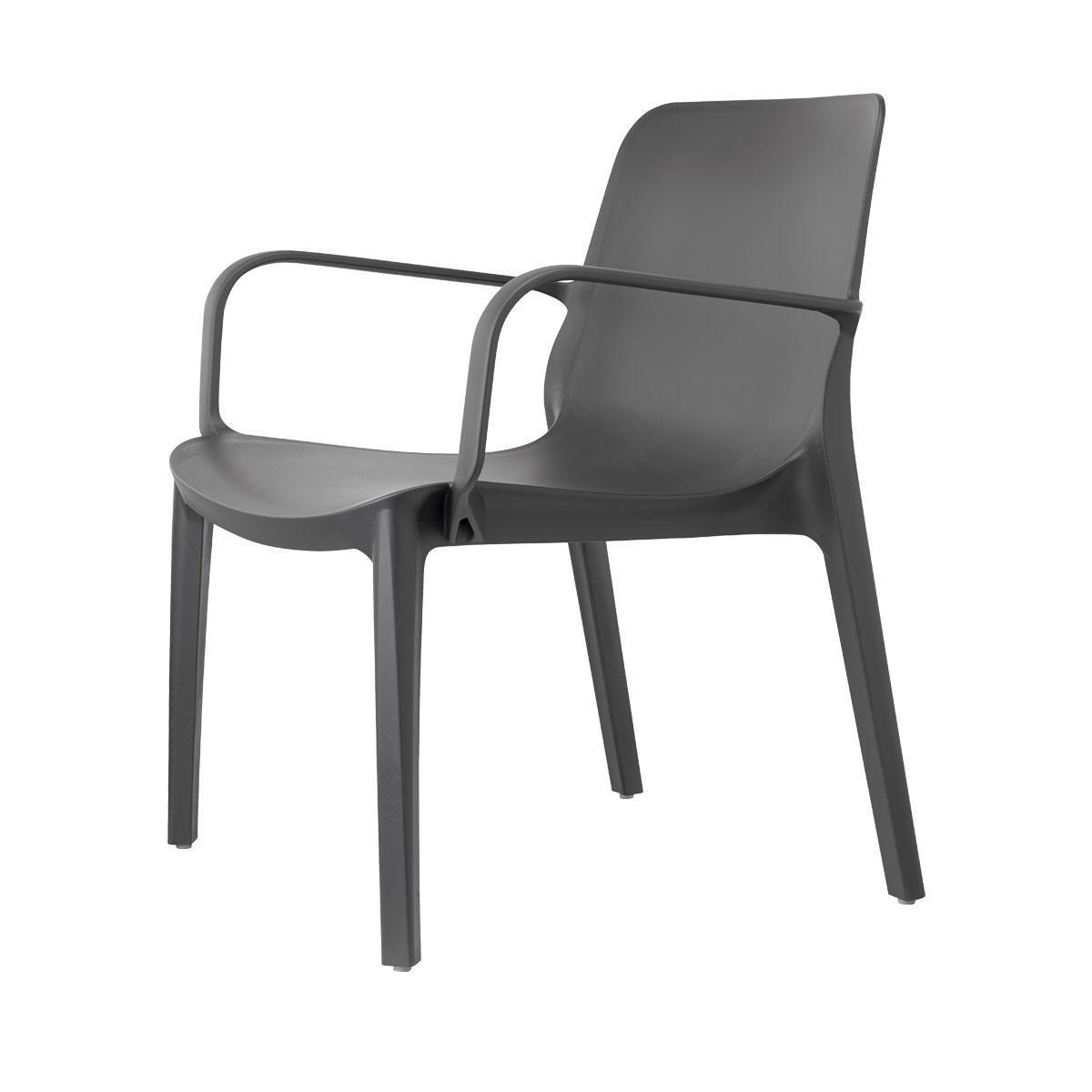 Кресло пластиковое Ginevra Lounge