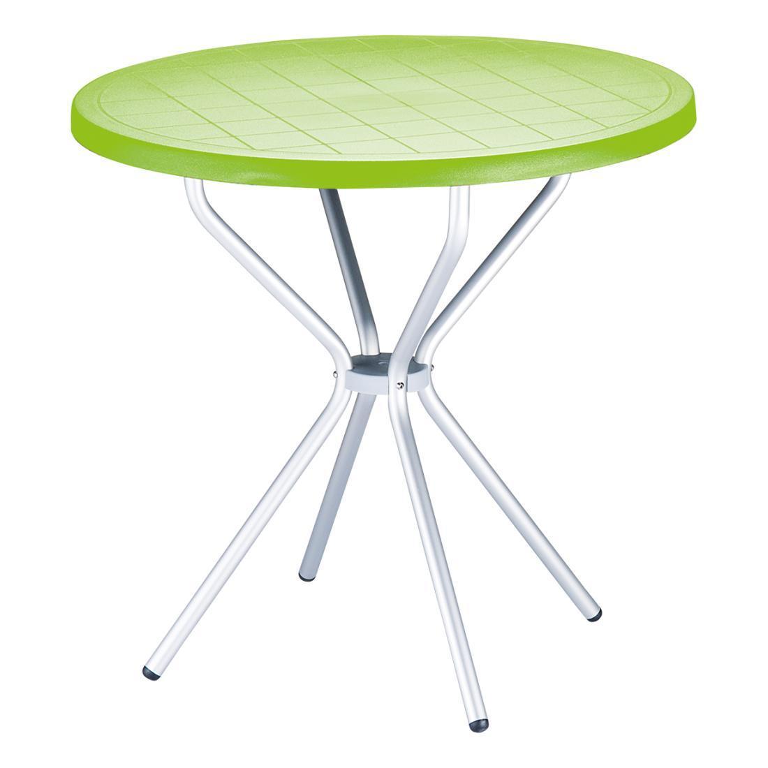 Стол пластиковый Poppy 80
