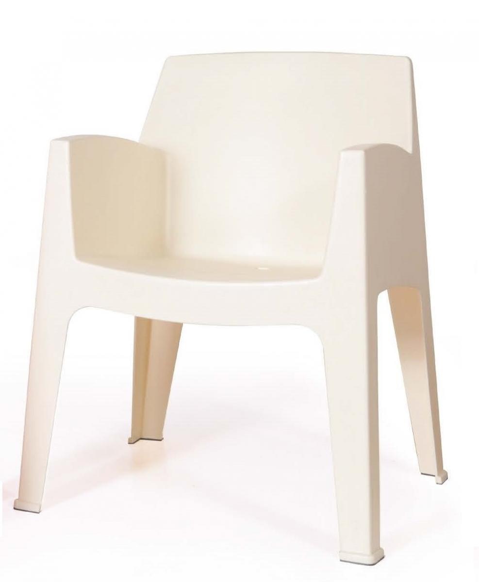 Кресло пластиковое Stone Armchair