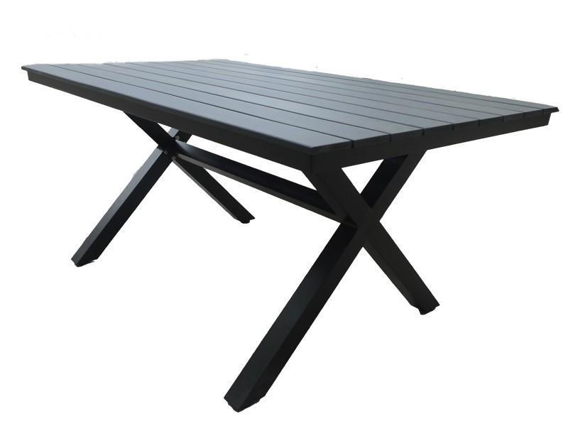 Стол металлический обеденный Aroma