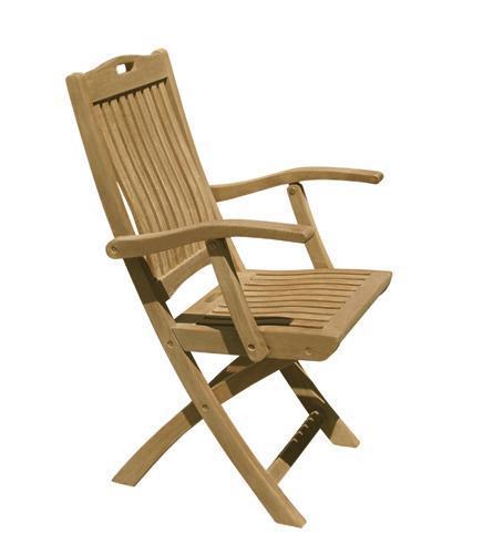 Кресло деревянное складное Moon