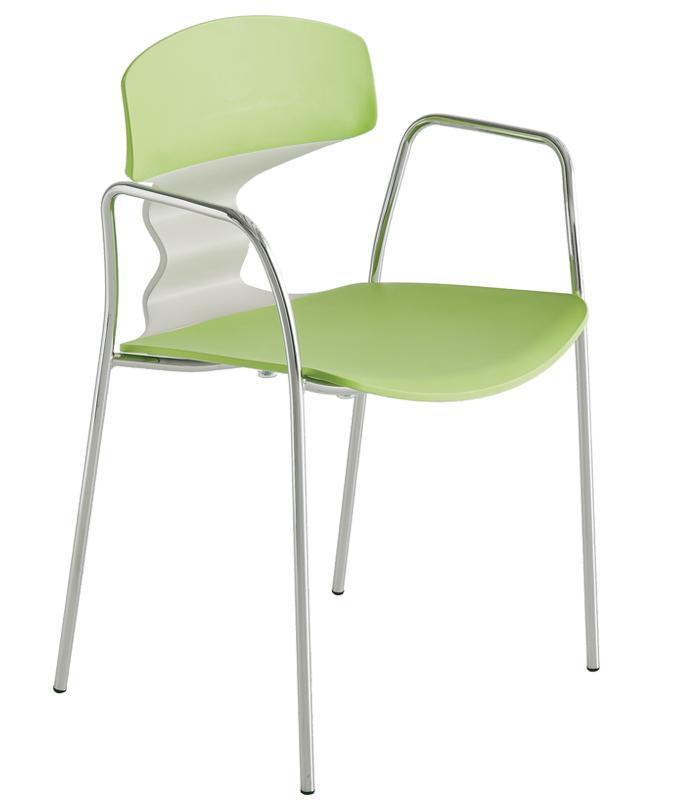 Кресло пластиковое Tolo TB