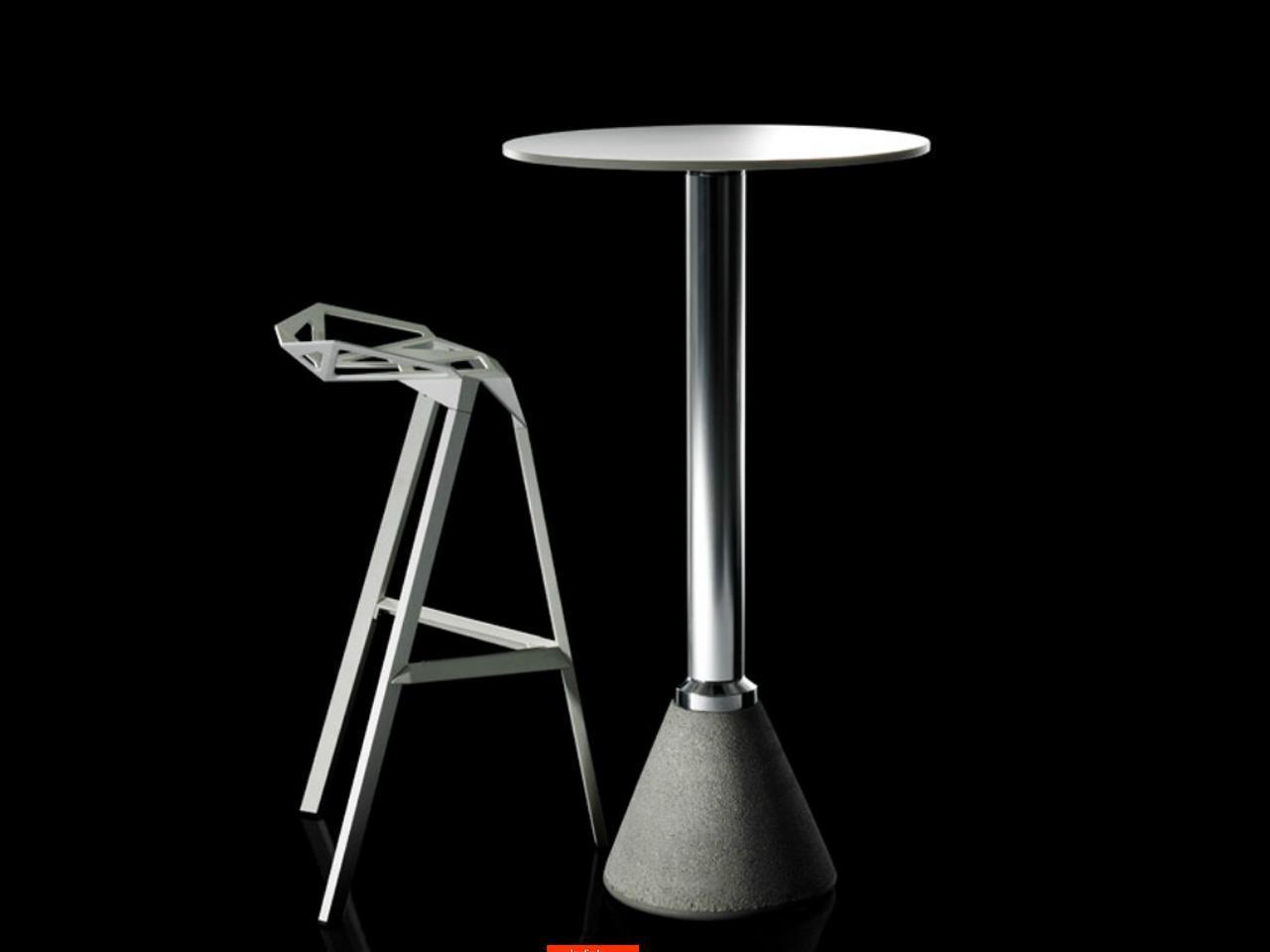 Стол ламинированный барный One Bistrot