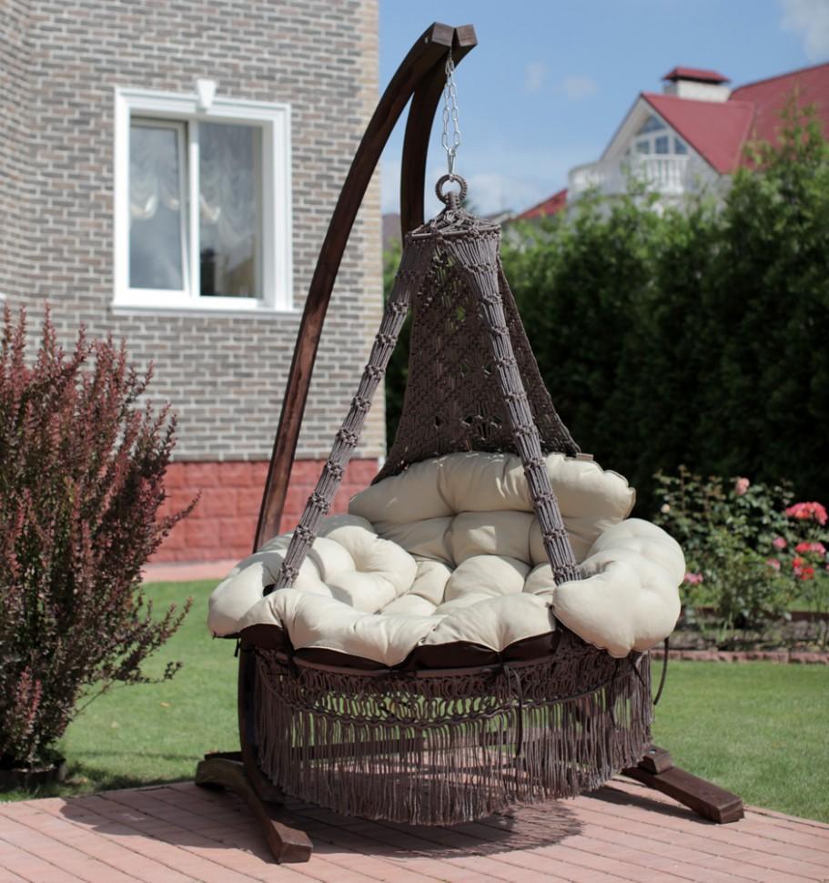 Кресло подвесное с каркасом Cartagena