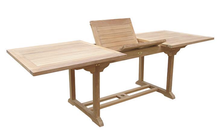 Стол деревянный раздвижной Titano