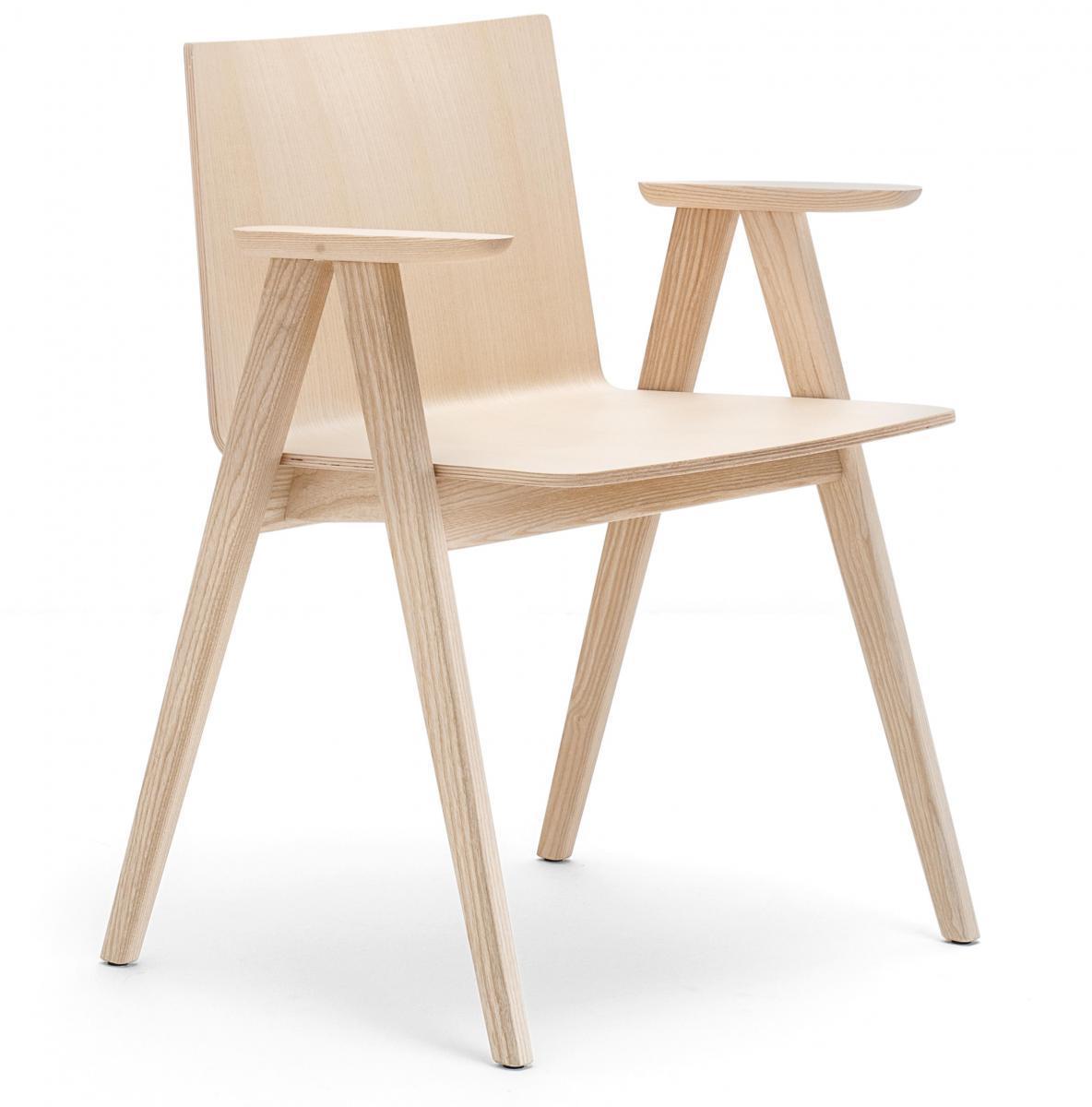 Кресло деревянное Osaka