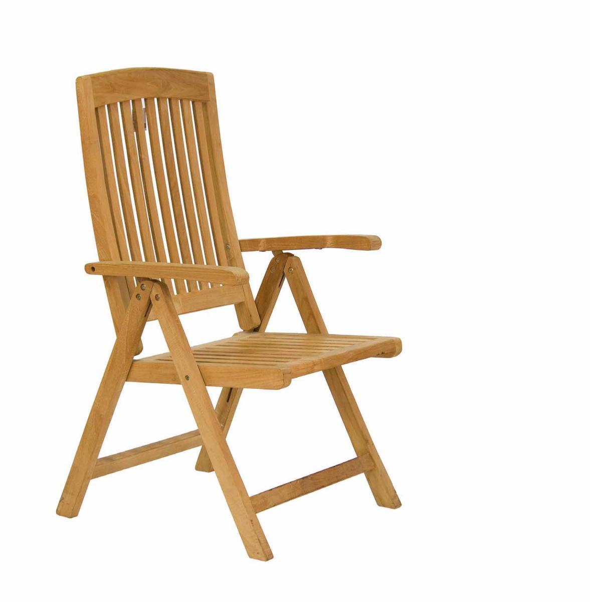 Кресло деревянное Louise