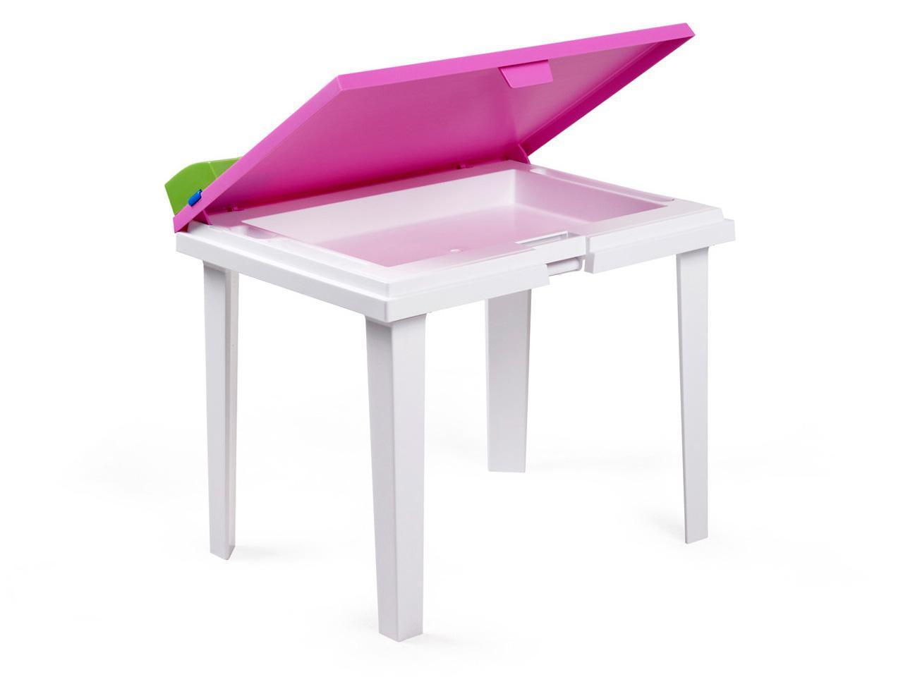 Стол пластиковый детский Aladino