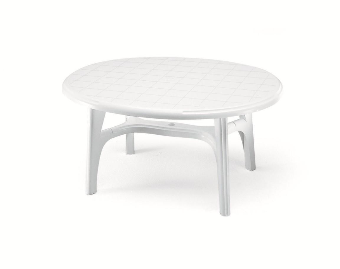 Стол пластиковый обеденный Ovolone 1500