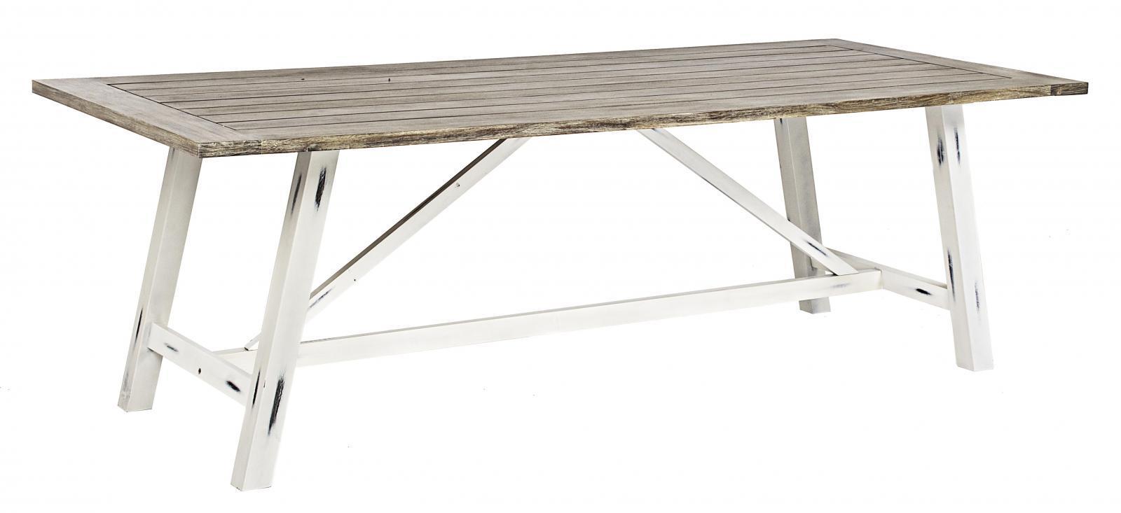 Стол деревянный обеденный Amos