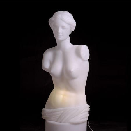 Светильник пластиковый Венера Venus Lighting