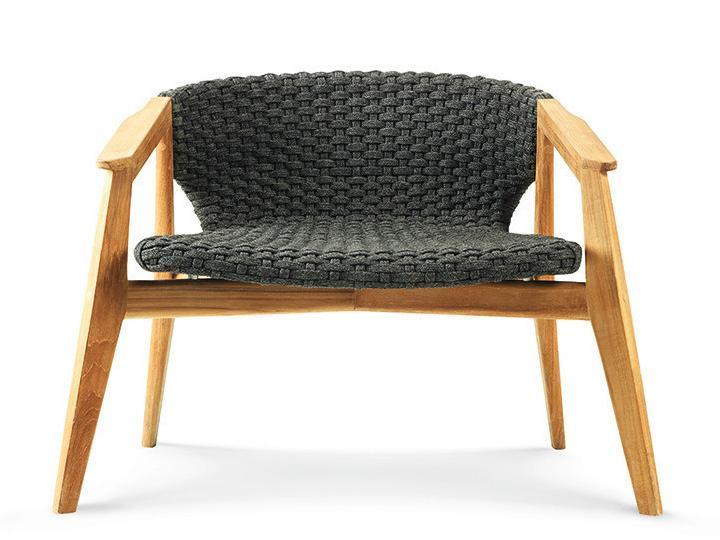 Кресло деревянное Knit