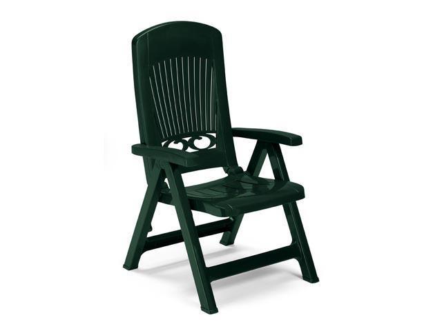 Кресло пластиковое Splendida armchair