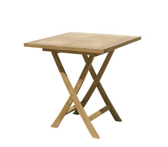 Стол деревянный складной Singaraja