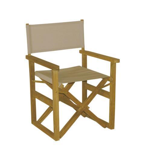 Кресло деревянное Regista