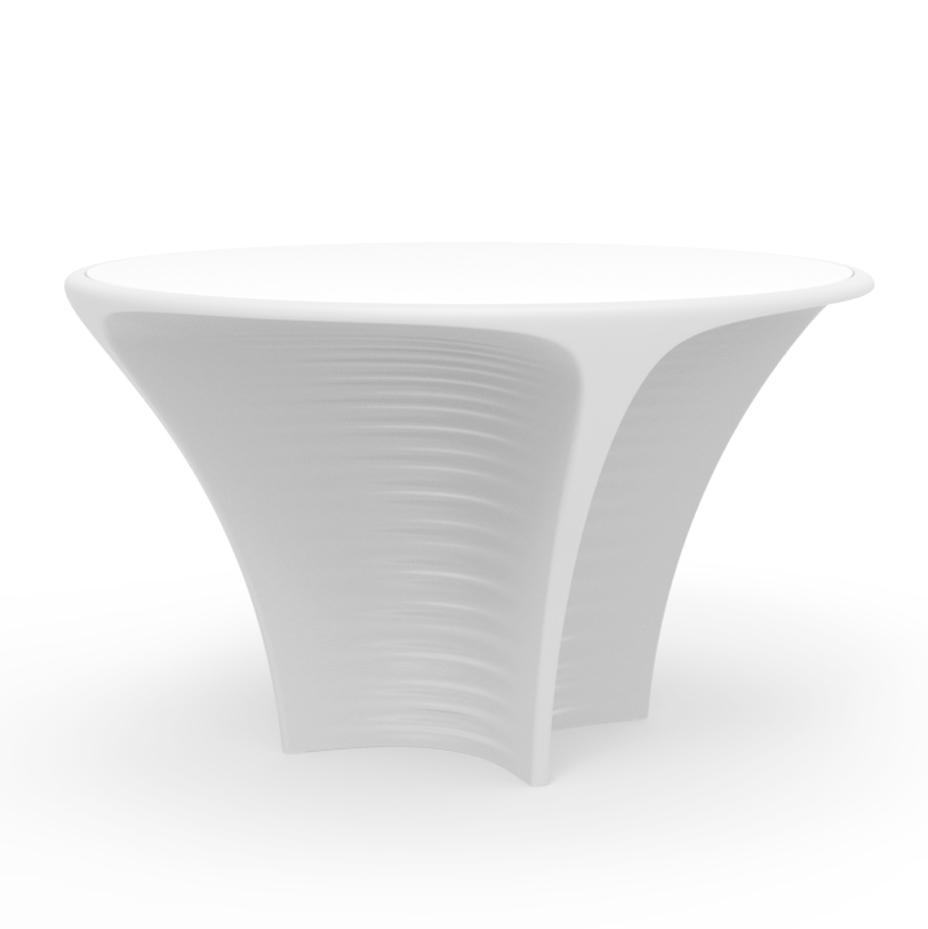 Стол пластиковый Biophilia Table with HPL Basic