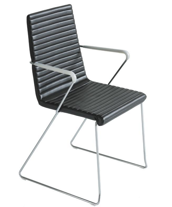Кресло с обивкой Snake 177