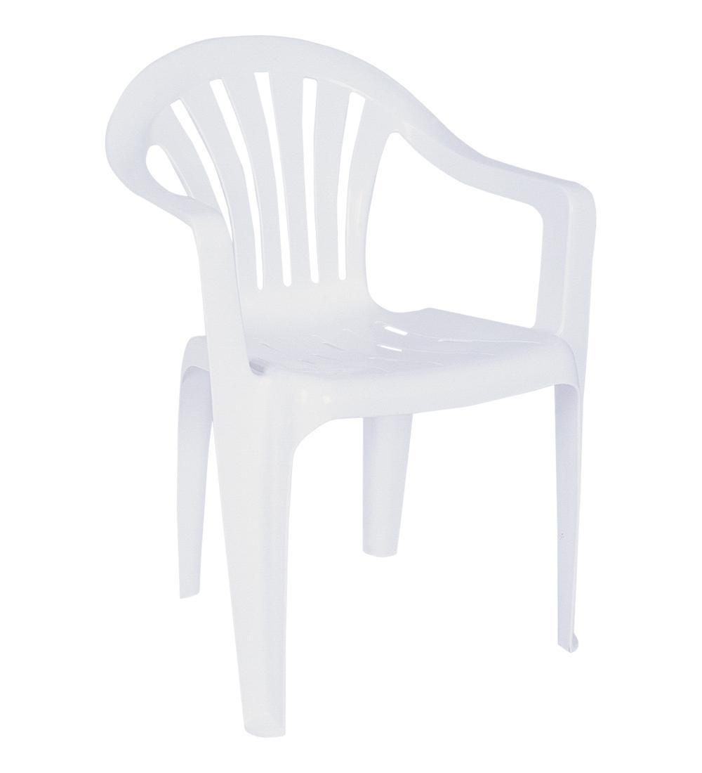 Кресло пластиковое Manolya