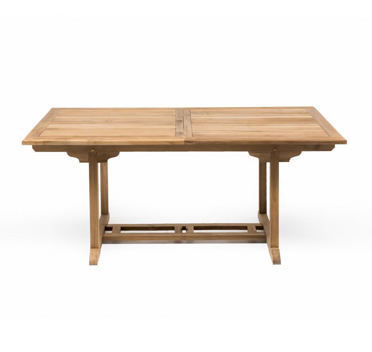 Стол деревянный раздвижной Dandy