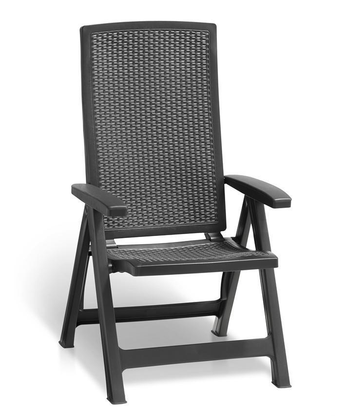 Кресло пластиковое Montreal